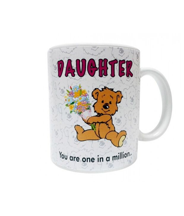 Everyday Gifts One in Million Gift Mug For Daughter