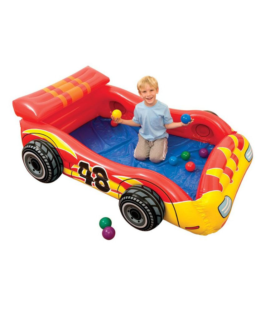 Intex Ball Toys Racer Air Bed Buy Intex Ball Toys Racer