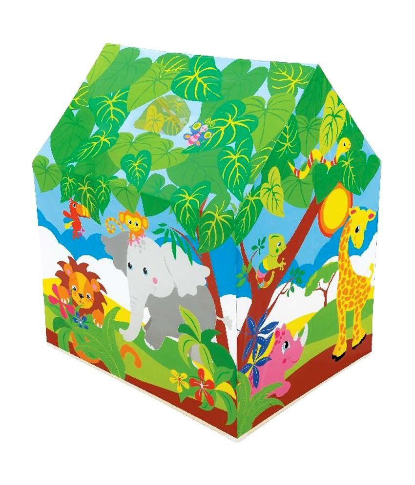 Intex Jungle Fun Cottage Tent