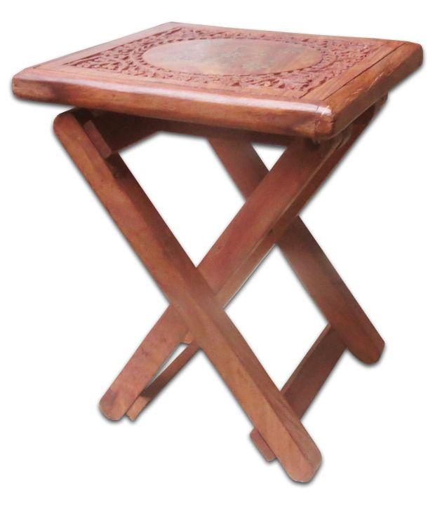 Pindia Fancy Mini Foldable End Table