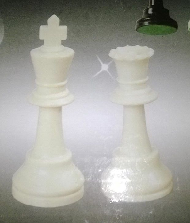 KONEX Chess Coin Wooden Full