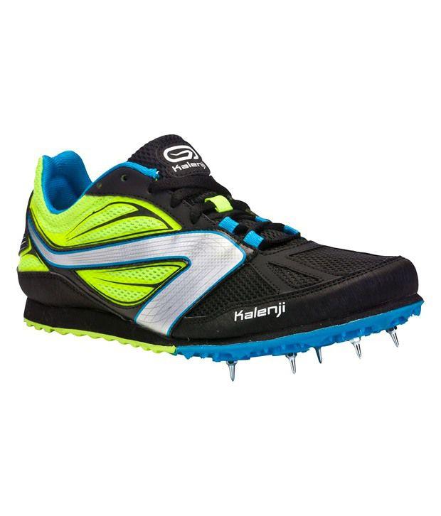 Kalenji AT CROSS YELLOW BLUE Running ATHLETICS 8281295