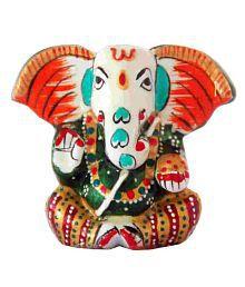 Villcart Metal Ganpati Idol