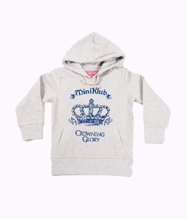 F S Miniklub Crowning Glory Sweatshirt For Kids