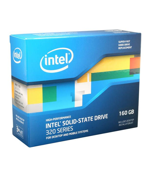 INTEL 320 Series 160 GB SSD(Solid State Drive)