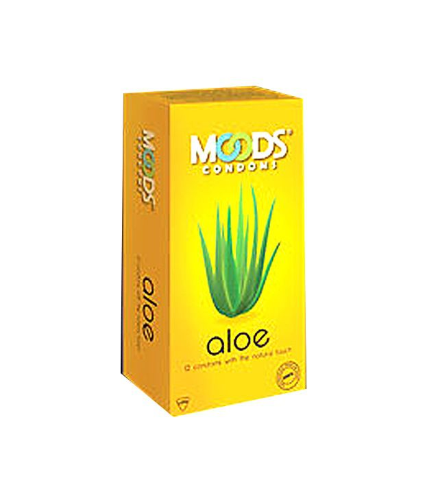 Moods Aloevera 12'sCondoms Bulk Lot