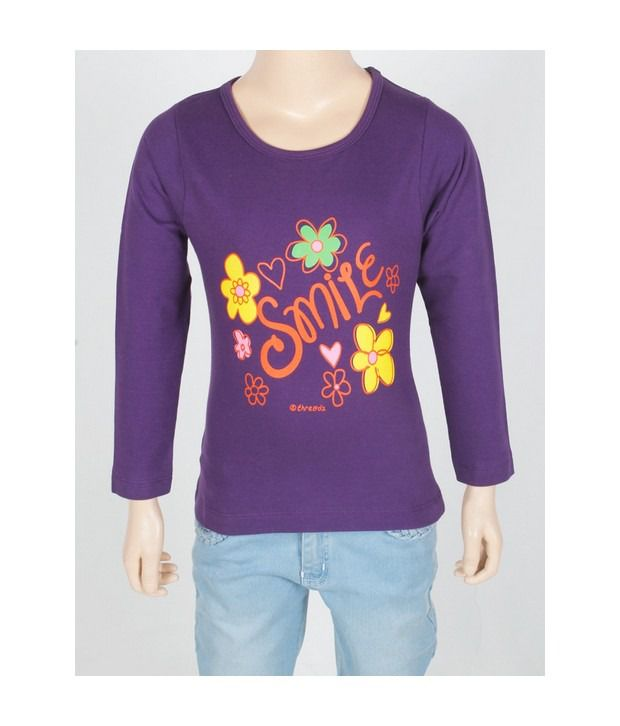 Threadz Sweatshirt For Kids