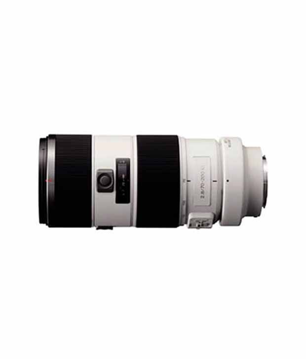 Sony 70-200mm f/2.8 G Alpha A-Mount Telephoto Zoom Lens