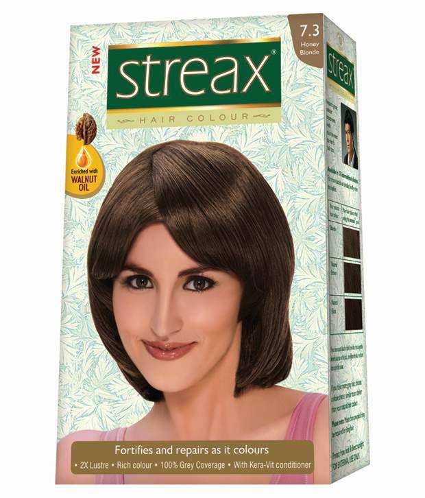 Streax Honey Blonde Hair Colour No73 Buy Streax Honey Blonde Hair