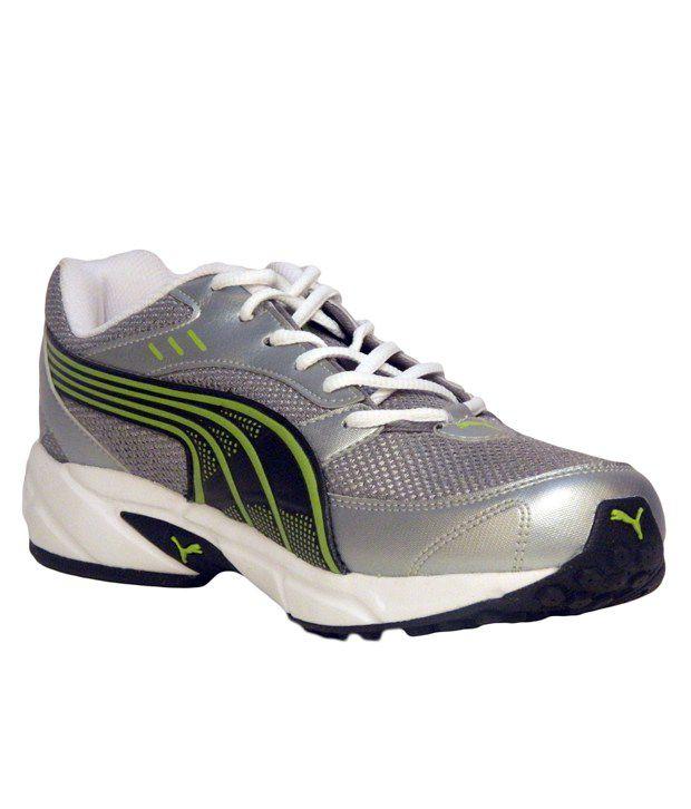 Puma Classic Silver Men's Shoes