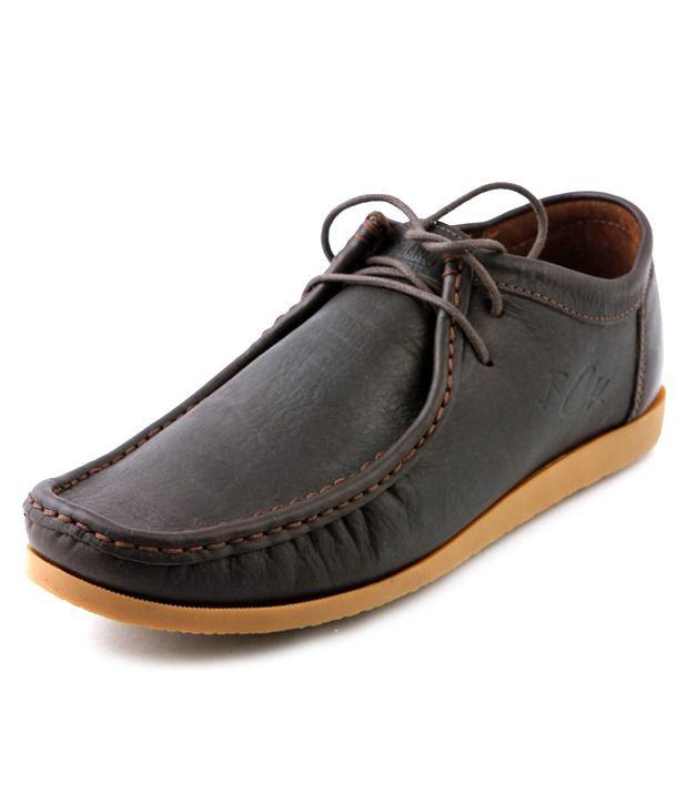 buckaroo brown casual shoes buy buckaroo brown