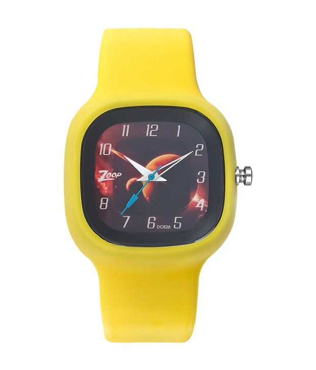 Zoop C3030PP06 Kids's Watch