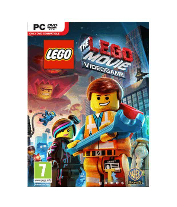 Lego Movie Computer Games