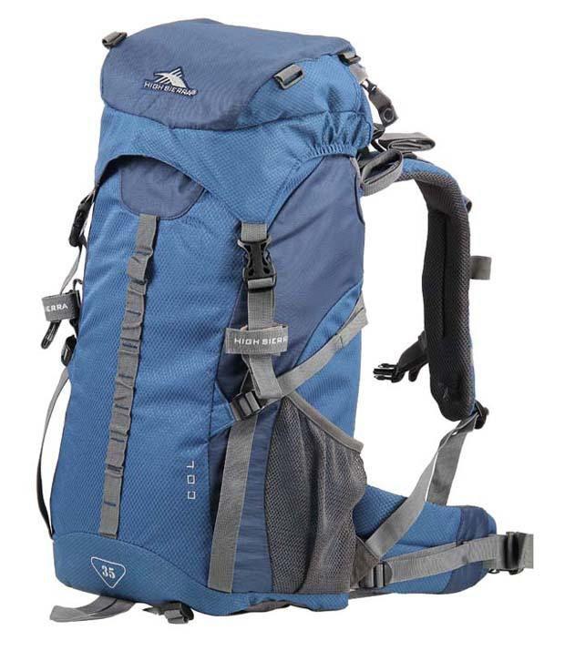 High Sierra COL 35 Pacific Travel Backpack