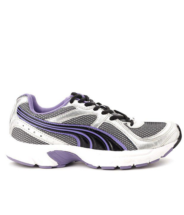Puma Kuris Silver Running Shoes  available at snapdeal for Rs.2301