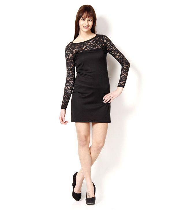499  Black Dress