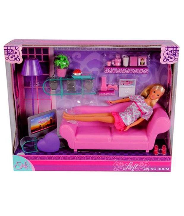 Simba Steffi Love Loft Living Room - Buy Simba Steffi Love Loft ...