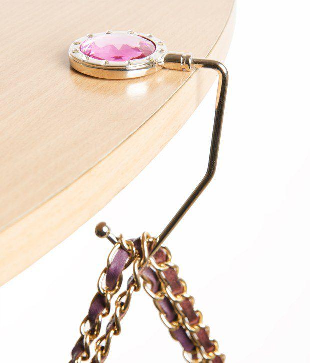 Recrof Pink Handbag Hanger