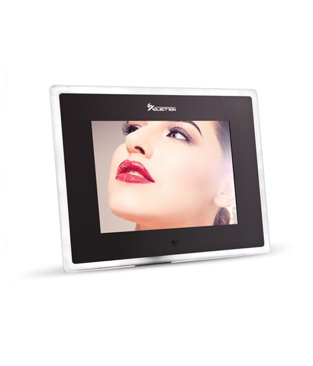 XElectron 12 inch Digital Photo Frame with Remote (Acrylic)