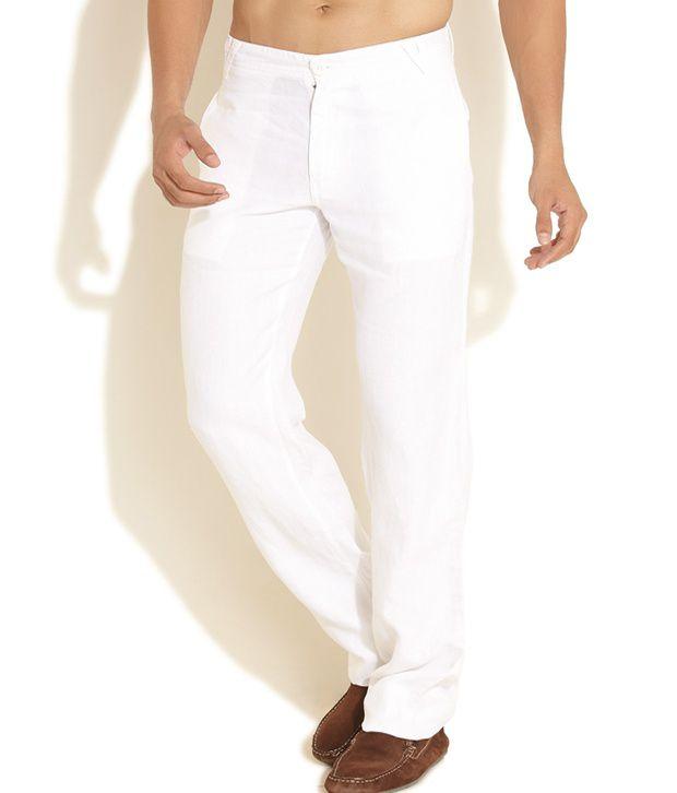 Pudu Miami Linen Pants