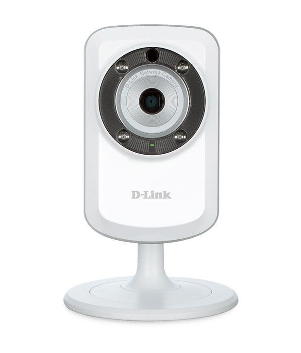 D-Link DCS-933L Wireless N Network Camera Range Extender H 264 Day & Night