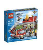 Lego City Fire Emergency   Construction Set(Imported Toys)
