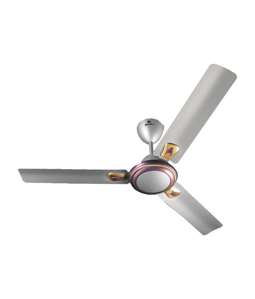 Bajaj Ceiling Fan 1200 Mm Spectrum 02 Purple Passion Price