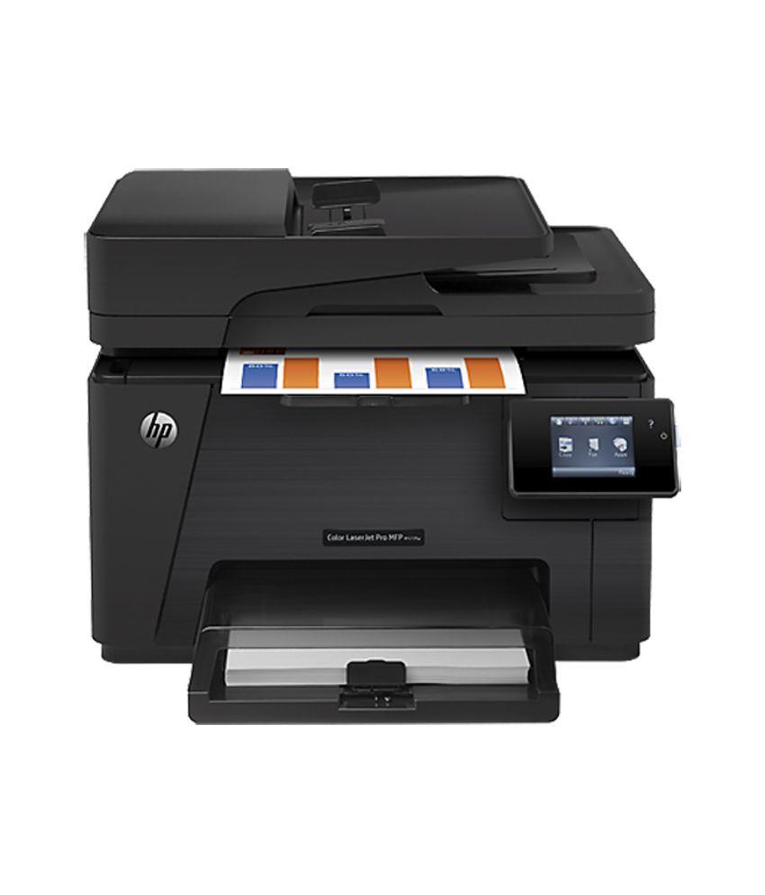 HP Color LaserJet Pro MFP M177fw Printer