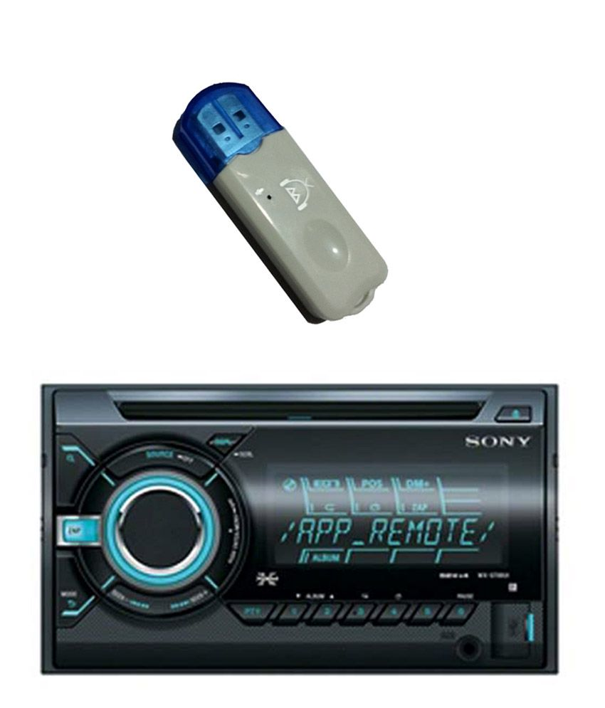 Combo Of Sony Wx-800Ui And Usb Bluetooth Stereo Connect Audio Dongle