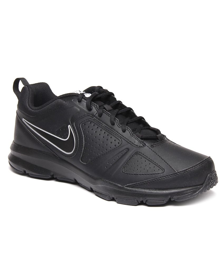 nike t lite xi sl black running shoes buy nike t lite xi. Black Bedroom Furniture Sets. Home Design Ideas