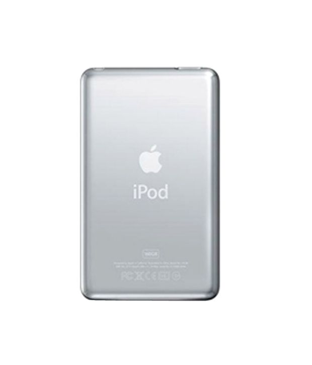 buy apple ipod classic 6th generation 160 gb silver online. Black Bedroom Furniture Sets. Home Design Ideas