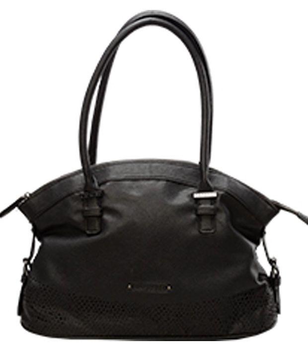 Caprese 8901188398700 Black Shoulder Bag