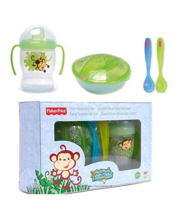 a78c27edc4d Fisher Price Weaning Gift Set - Buy Fisher Price Weaning Gift Set Online at  Low Price - Snapdeal