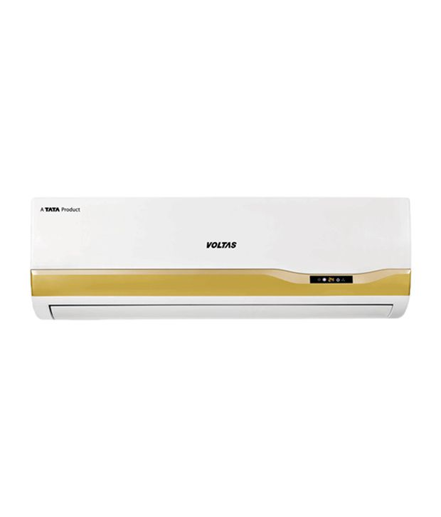 Voltas 1 Ton 3 Star 123 LYe Split Air Conditioner white