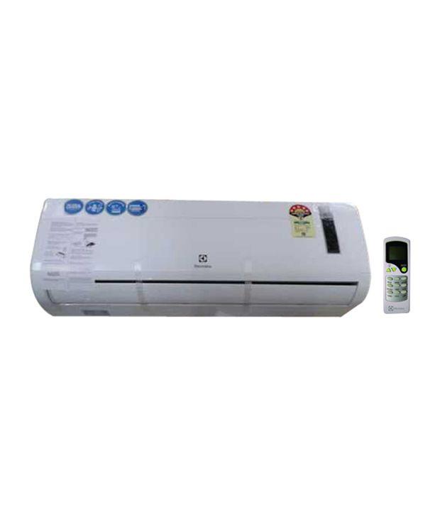 Electrolux 1 5 Ton 5 Star SP55N Split Air Conditioner (2017 Model)