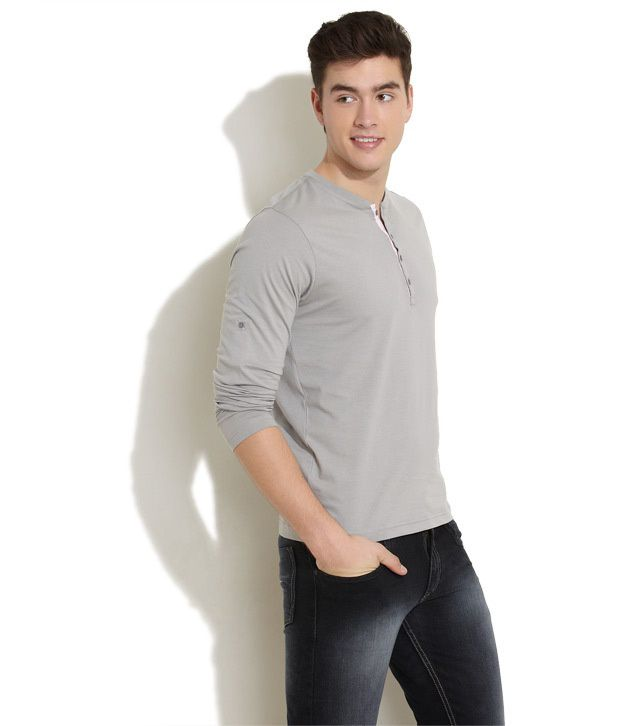 c3a146b98a73 Freecultr Henley With Full Sleeves Roll Up Tab T-Shirt - Buy Freecultr  Henley With Full Sleeves Roll Up Tab T-Shirt Online at Low Price -  Snapdeal.com