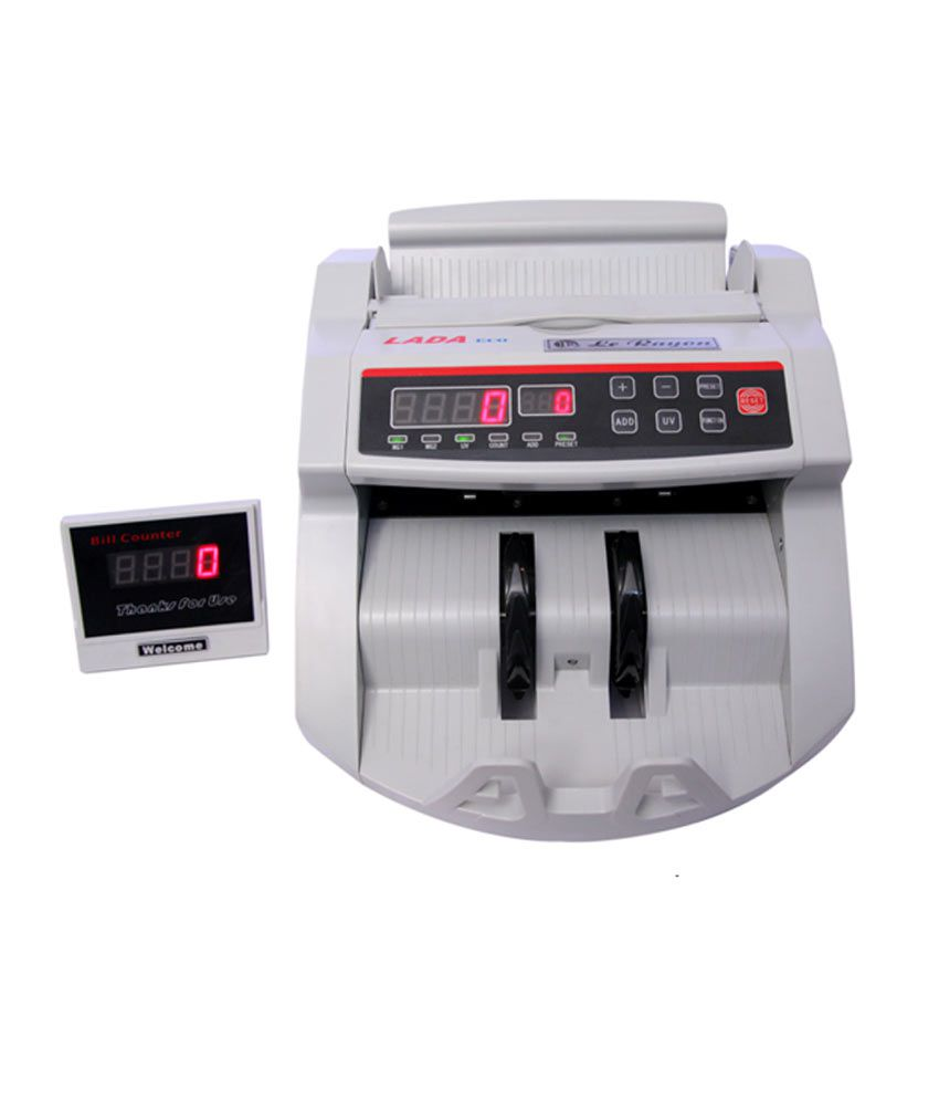 Le Rayon Lada Eco Currency Counting Machine