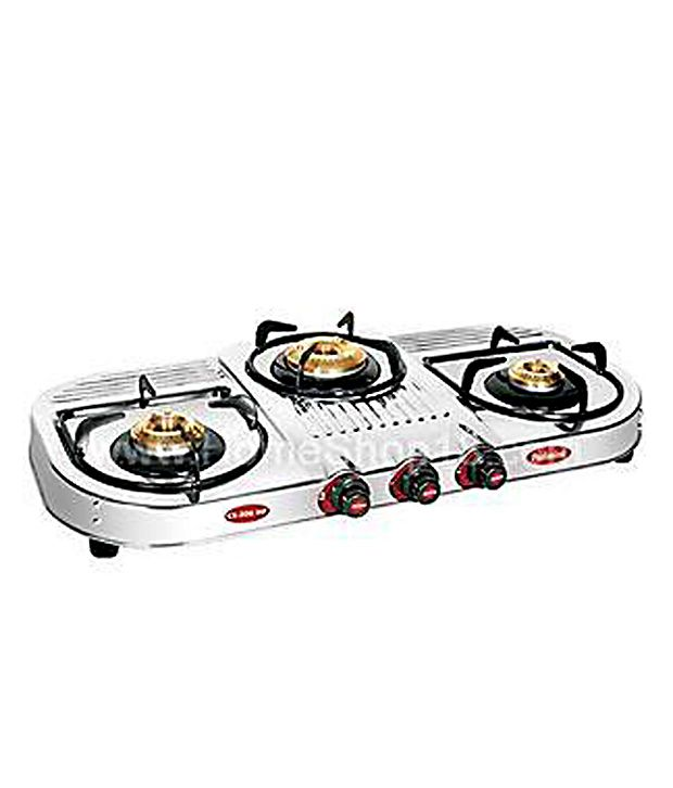 Padmini Cs 306 Hf Gas Cooktop (3 Burner)
