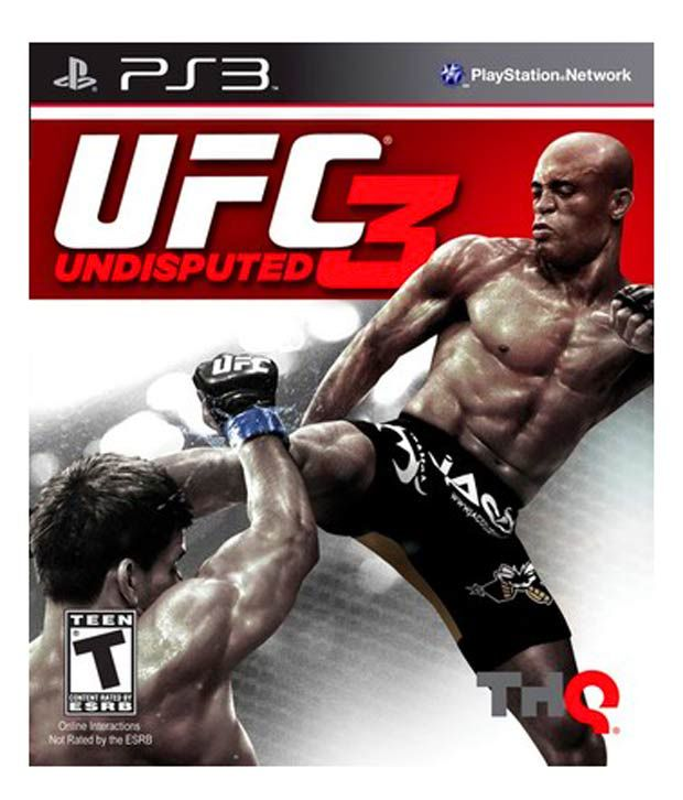 Buy UFC Undisputed 3 PS3 Online at Best Price in India ...