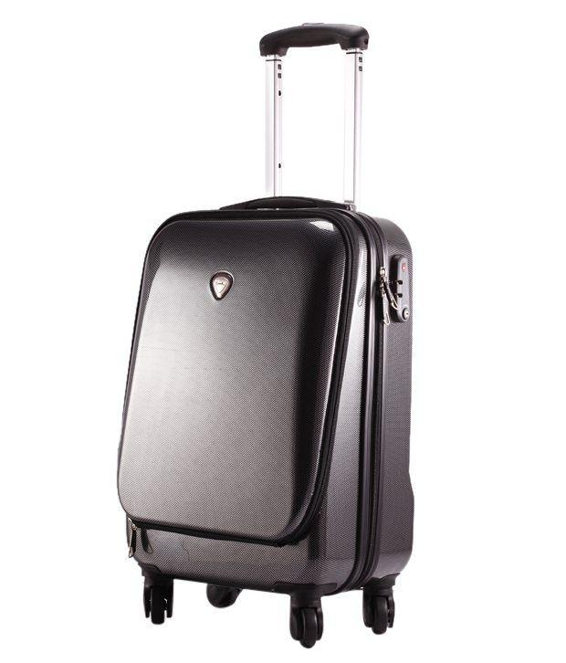 Comfii Overniter Black Trolley Bag - Buy Comfii Overniter Black ...