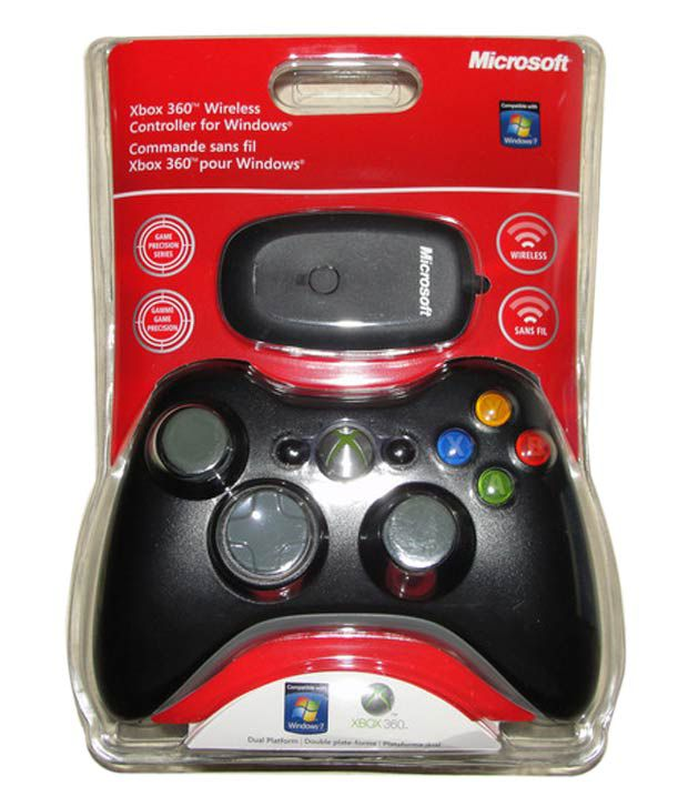 Buy Microsoft Wireless Controller (For PC With USB