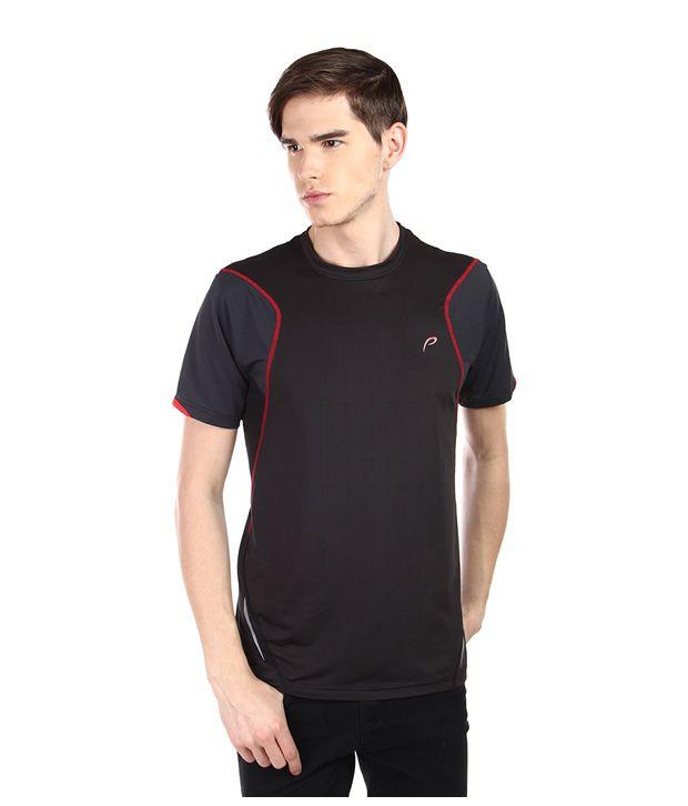 Proline Dainty Black T-Shirt