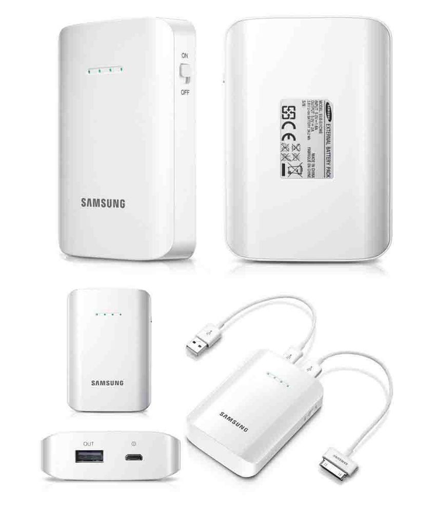 a187ad5a623504 Samsung 100% Genuine Power Bank 9000 mAh for iPad/iPhone/Mobiles/Tab - Power  Banks Online at Low Prices | Snapdeal India