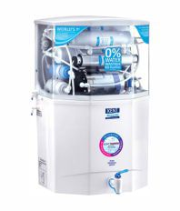 Kent Supreme 9 L RO+UV+UF Water Purifier (White)