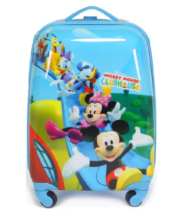 EI VOSLOO Small Children Trolley Suitcase Luggage Board Chassis ...