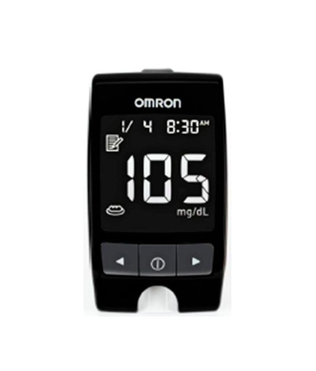 Omron Blood Glucose Monitor