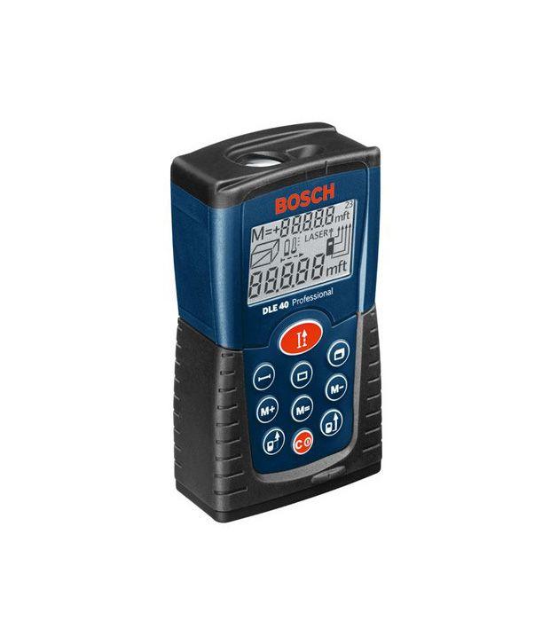 Bosch-Laser-Range-Finder-DLE-40-Professional