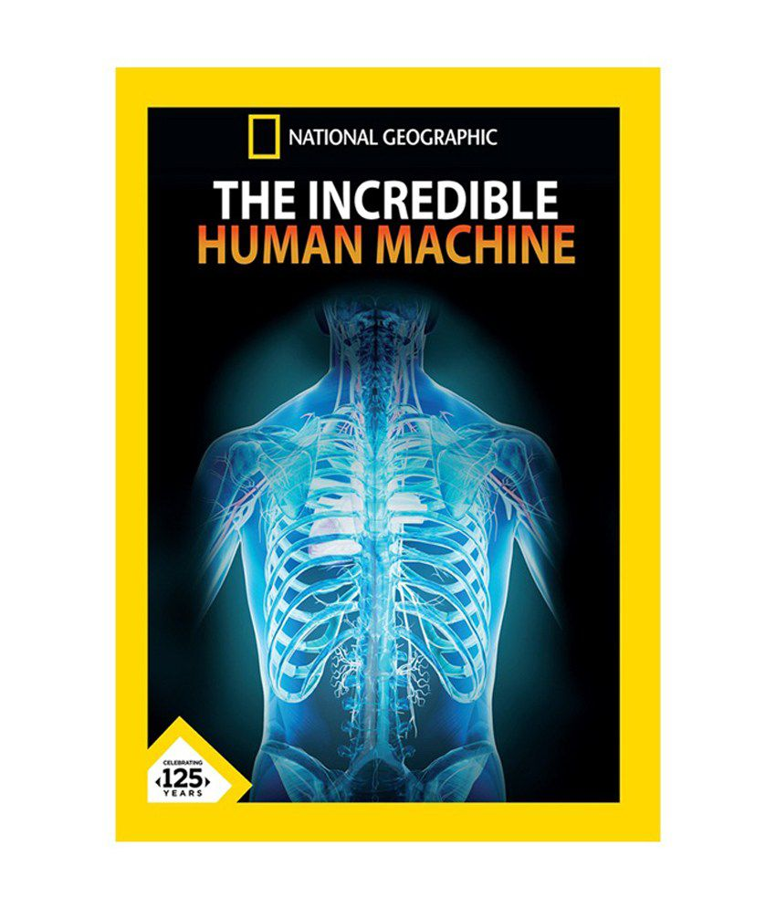 The Incredible Human Machine English Dvd Buy Online At Best