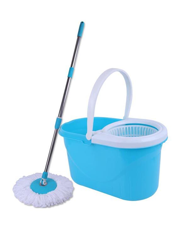 Imop Blue Mop Bucket Pole Amp Head Cleaner Buy Imop Blue