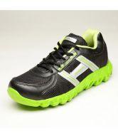 E Creation Black Men - Running Shoes